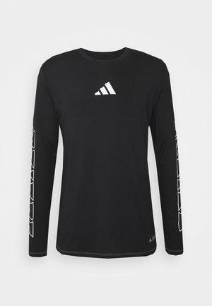 HYPE - Long sleeved top - black