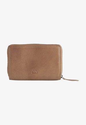Plånbok - caramel