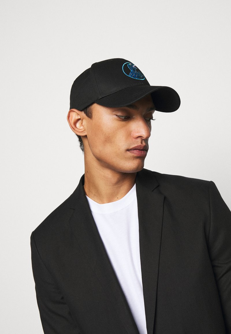 PS Paul Smith - BASEBALL DINO - Cap - black