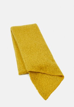 Scarf - mustard yellow