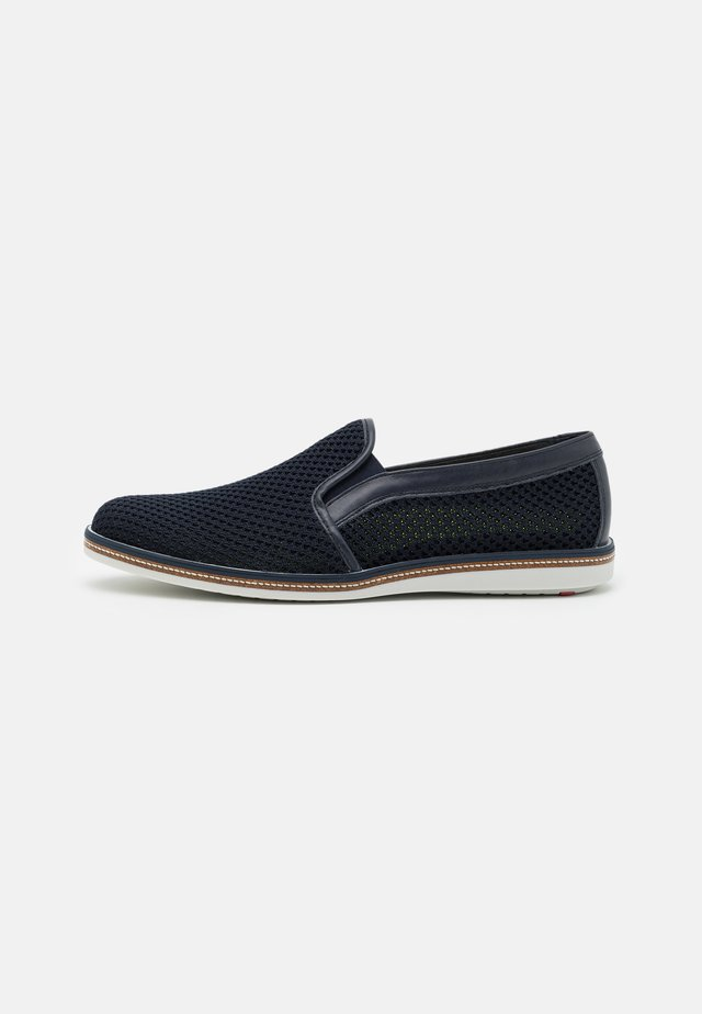 GENTILE - Mocassins - dark blue/midnight