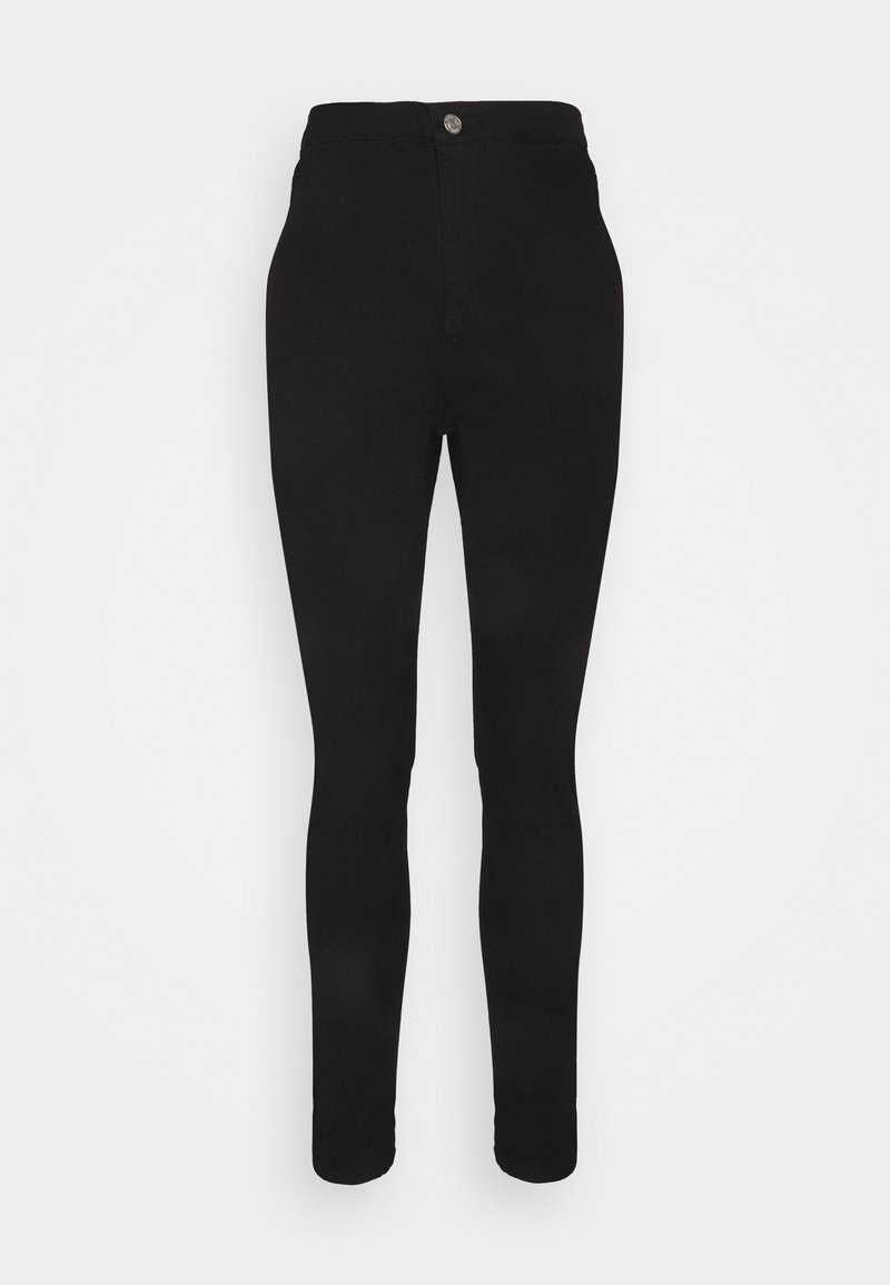 Missguided Tall - OUTLAW  - Jeans Skinny Fit - black