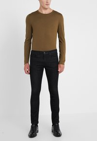 HUGO - Jeans slim fit - black - 0