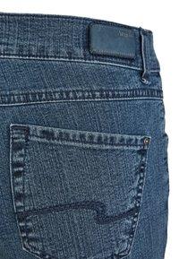 Angels - CICI' MIT DEZENTER WASCHUNG - Straight leg jeans - stone-blue denim - 2