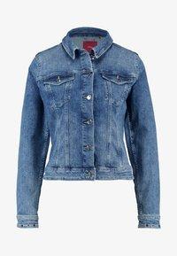s.Oliver - Denim jacket - blue denim - 3