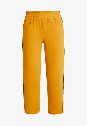 Trousers - mustard