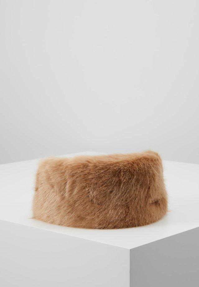 CALLA HEADBAND - Ear warmers - light brown