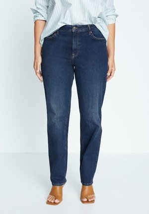 ELY - Relaxed fit jeans - azul oscuro