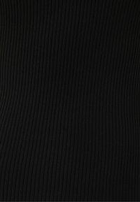 Bershka - Koktejlové šaty/ šaty na párty - black - 5
