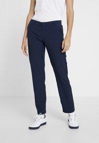 Under Armour - PANT - Outdoorové kalhoty - dark blue - 0