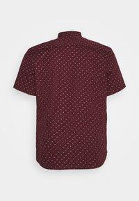 Johnny Bigg - BENSON STRETCH SHIRT - Shirt - burgundy - 1