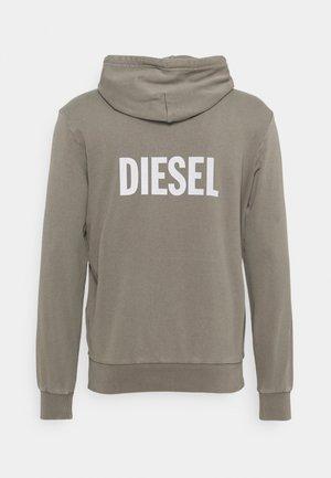 GIRK HOOD - Sweater - grey
