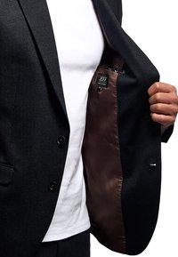 Jeff - OSCAR - Blazer jacket - mini herringbone - 8