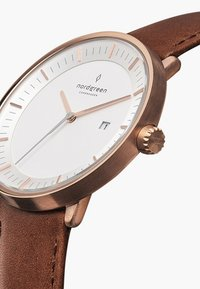 Nordgreen - ARMBANDUHR - Ure - brown - 2