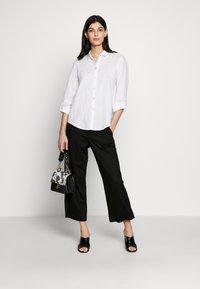 Esprit - CORE - Button-down blouse - white - 1