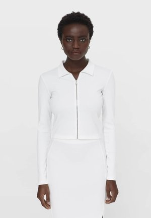 Join Life  - Cardigan - white