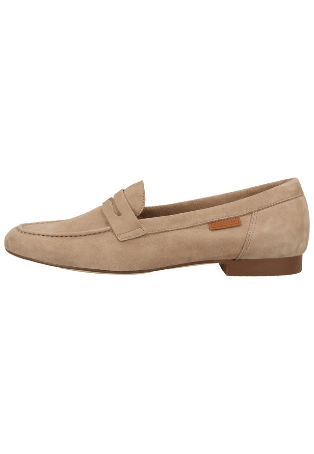 SANSIBAR SHOES SLIPPER - Mocassins - beige