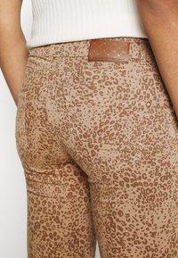 Mos Mosh - SUMNER LEO PANT - Jeans Skinny Fit - cuban sand - 3
