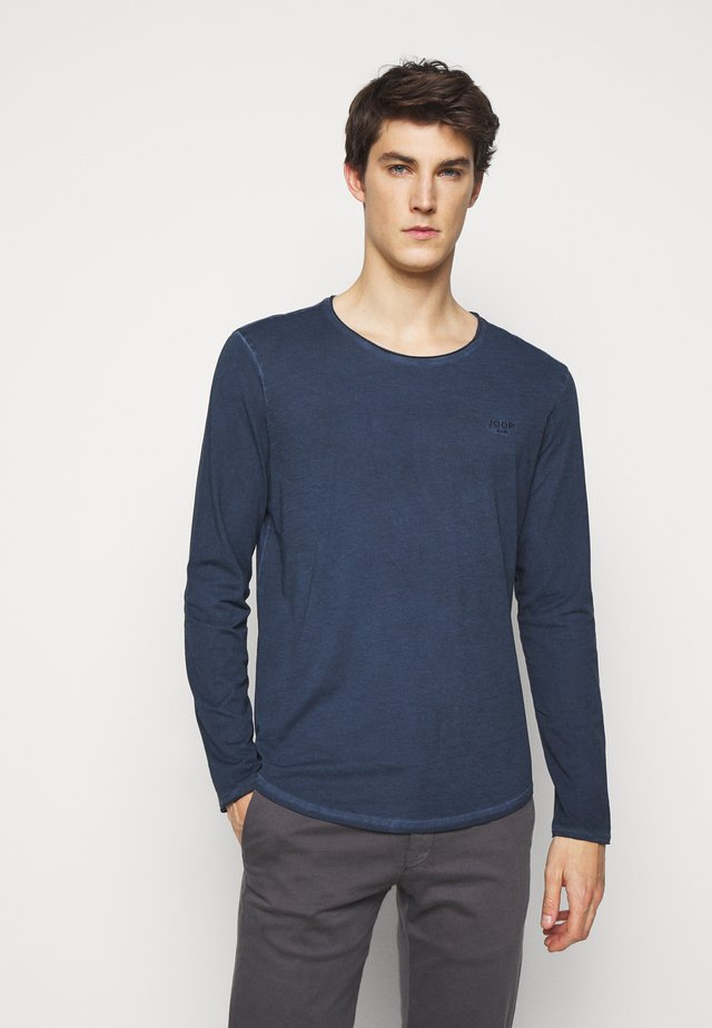 CARLOS - Topper langermet - dark blue