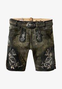 Stockerpoint - Shorts - grey - 5