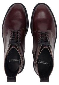 Vagabond - ALEX W - Lace-up ankle boots - mittelbraun - 1