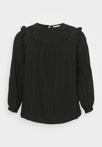CAREMSA BLOUSE - Blouse - black