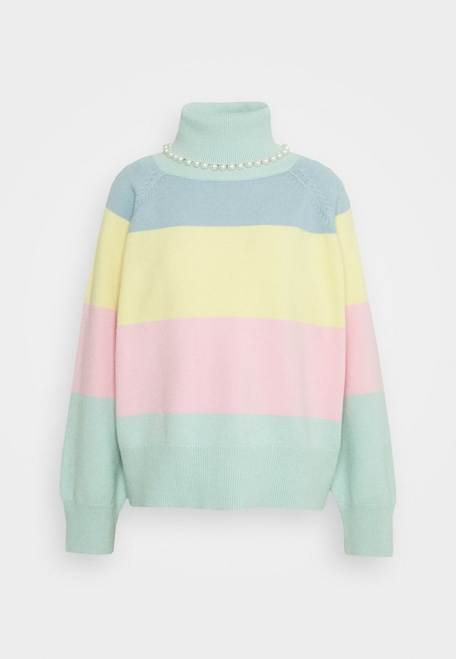 CLEMMIE JUMPER - Pullover - pastel