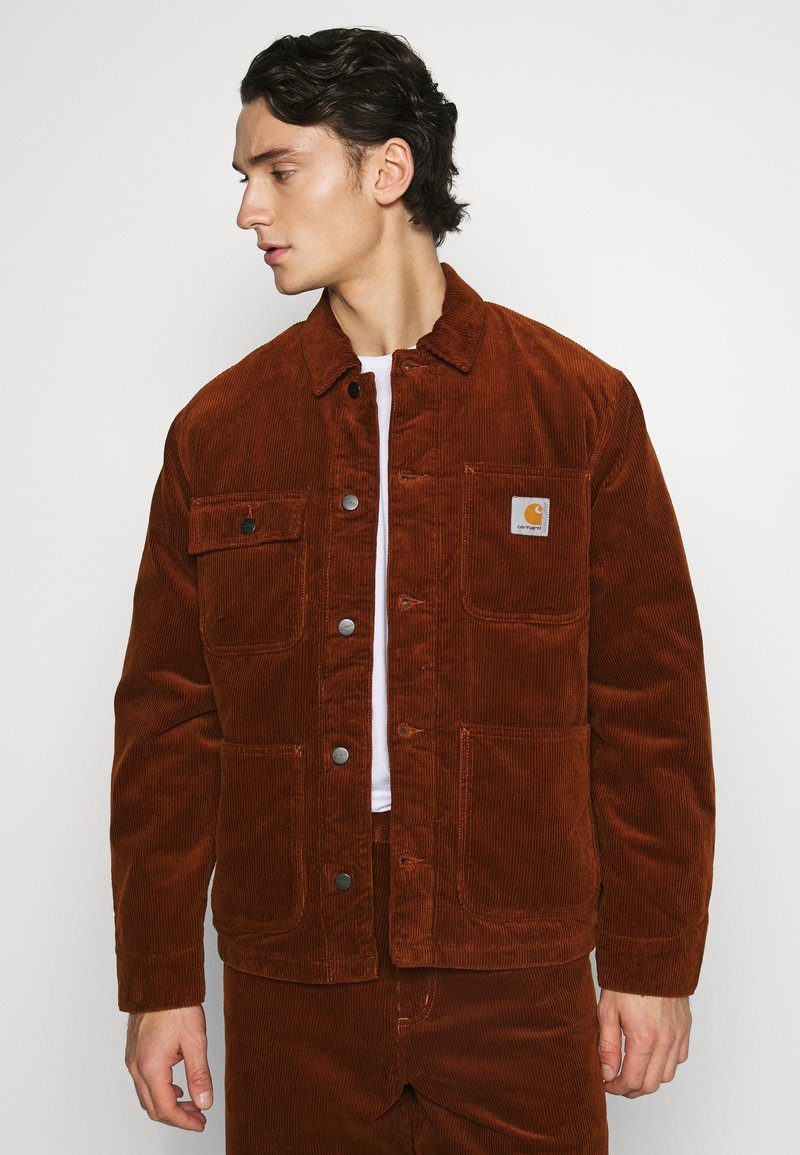 Carhartt WIP - MICHIGAN COAT - Light jacket - brandy