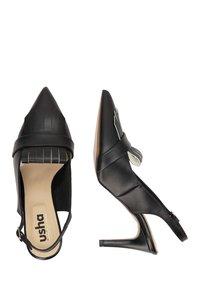 usha - Hoge hakken - black - 4