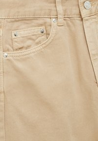 PULL&BEAR - Flared Jeans - mottled beige - 6