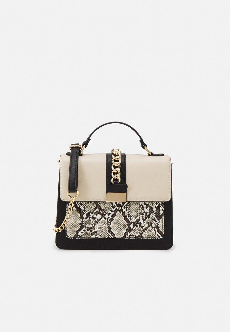 Even&Odd - Handbag - taupe/black