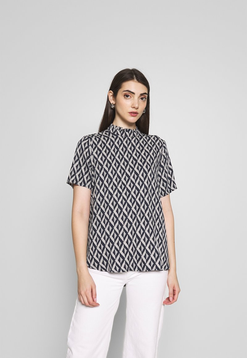 ONLY - ONLFALMA - Blouse - night sky/graphic space