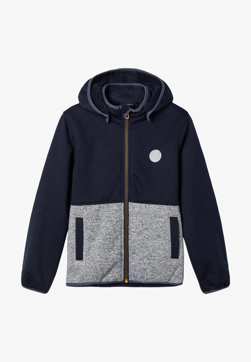 Name it - Light jacket - ombre blue