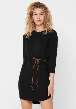 LOOSE FIT - Day dress - black