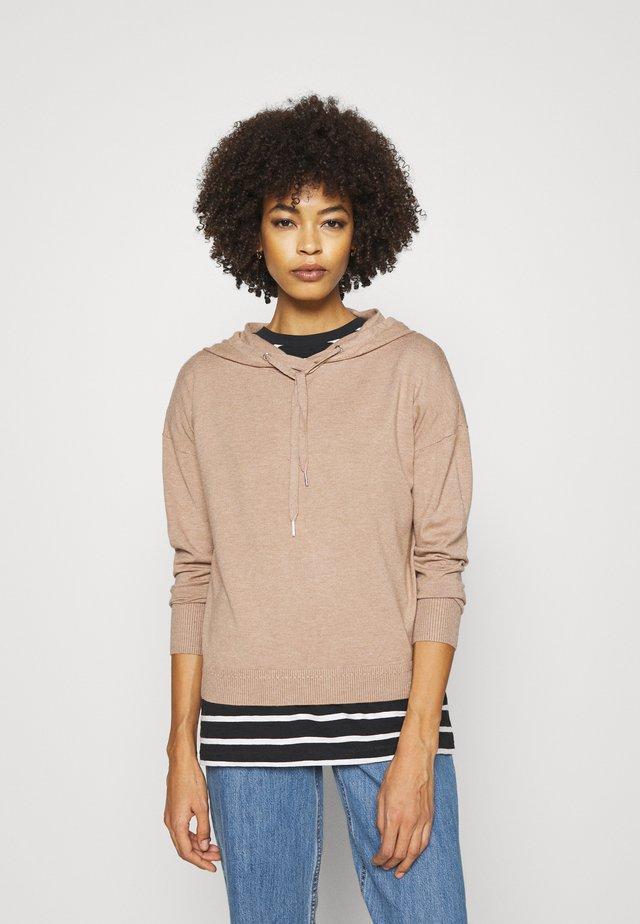 LANGARM - Sweter - beige