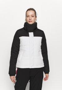 O'Neill - MISTY  - Snowboardjacke - powder white - 0