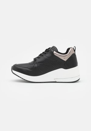 Sneakers laag - soft nero