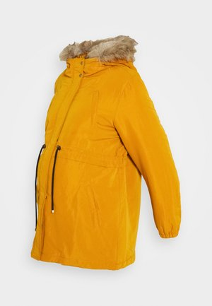 MLJESSA  - Parka - buckthorn brown/nature