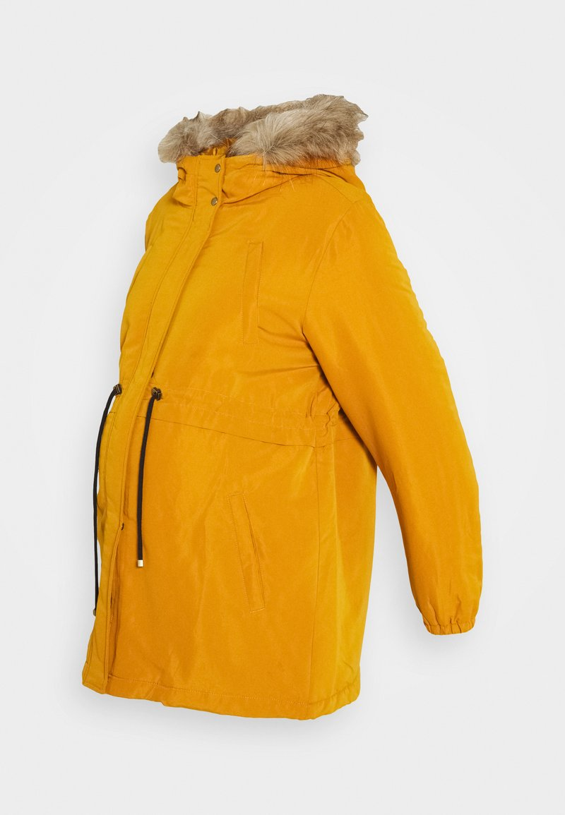MAMALICIOUS - MLJESSA  - Parka - buckthorn brown/nature