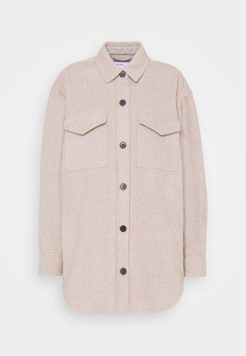 CARPI SHIRT JACKET - Manteau classique - beige