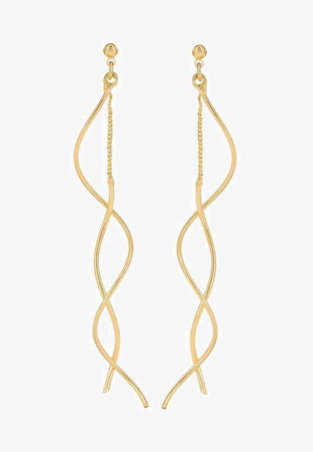 REVOLVE - Boucles d'oreilles - gold-coloured