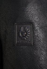 Belstaff - WESTLAKE JACKET - Leather jacket - black - 6