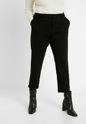 YLILY PANT - Bukser - black