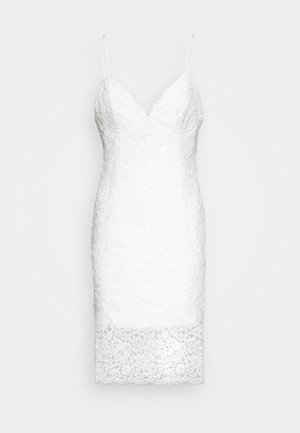 SIENNA DRESS - Cocktailklänning - ivory