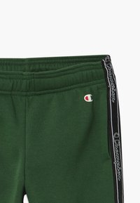 Champion - AMERICAN CLASSICS TAPE - Tracksuit bottoms - dark green - 3