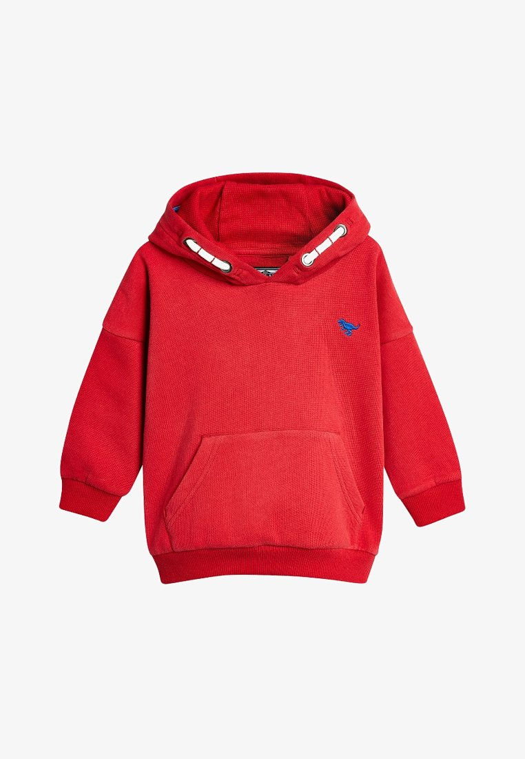 Next - SOFT TOUCH  - Hoodie - red