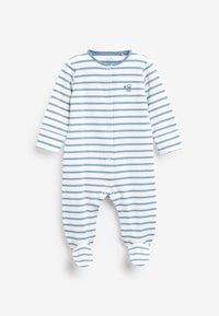 Next - 5 PACK PRINTED  - Sleep suit - blue - 6