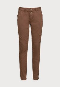 Mos Mosh - VALERINE PANT - Trousers - carafe - 4