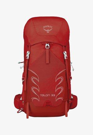 TALON 33 - Rucksack - martian red