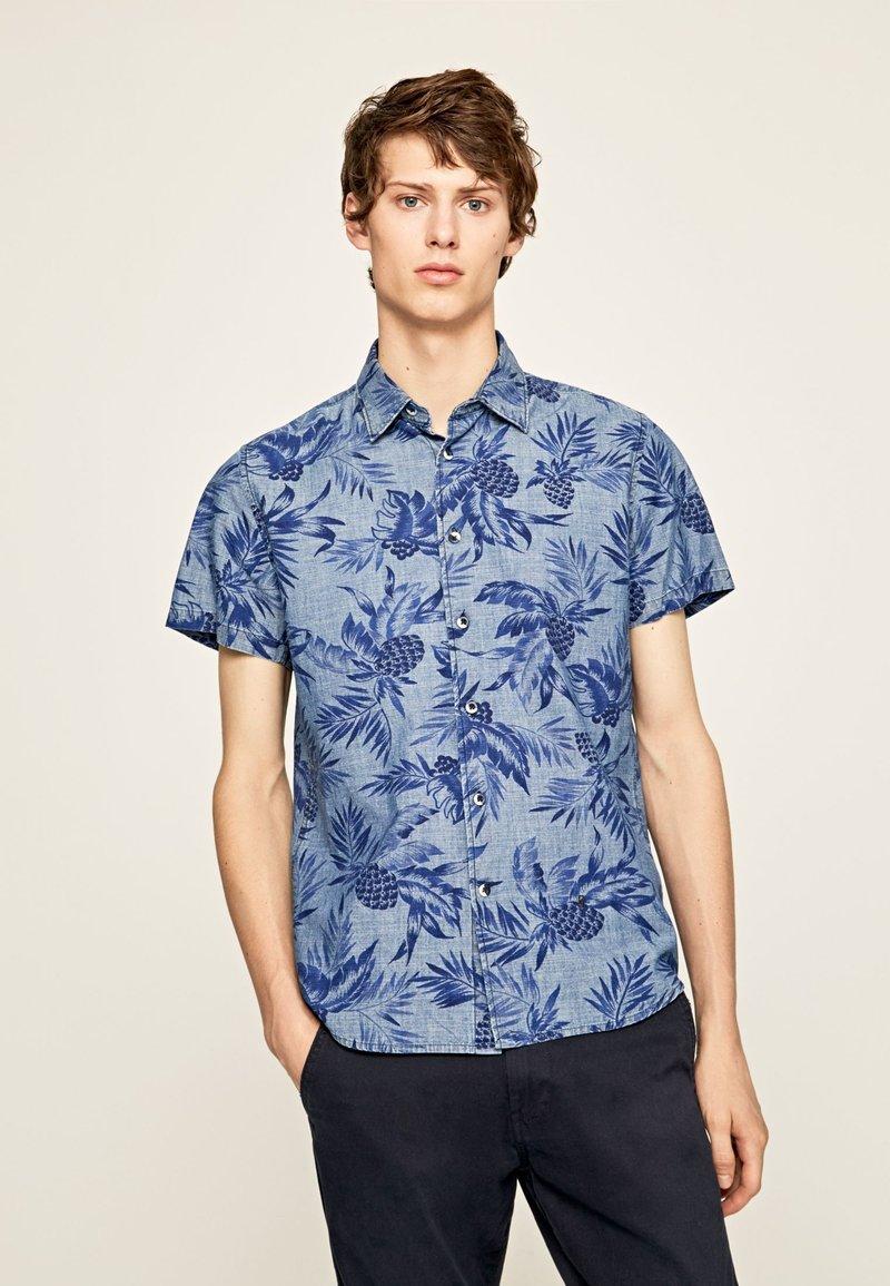 Pepe Jeans - LONGFORD - Shirt - chambray